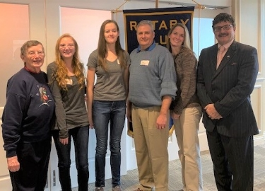 OAHS December Rotary Seniors of the Month