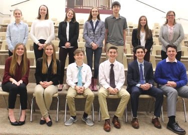 OAHS FFA members to attend State Conference