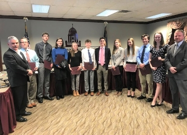 OAHS FBLA members to attend State Conference