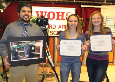 OAHS students a hit a film festivals