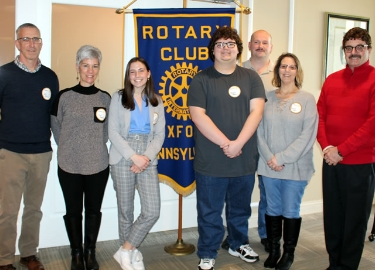 OAHS Rotary Seniors of the Month