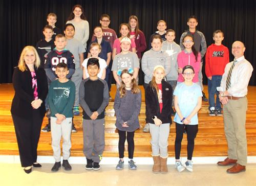 hopewell february students of the month