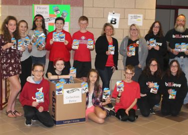 Penn's Grove School EaryAct Projects