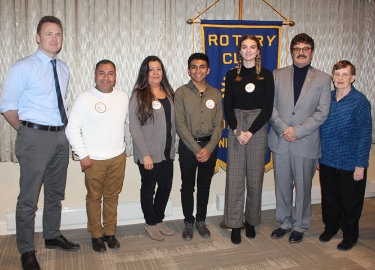 Rotary Seniors of the Month