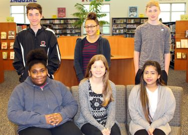OAHS April Students of the Month
