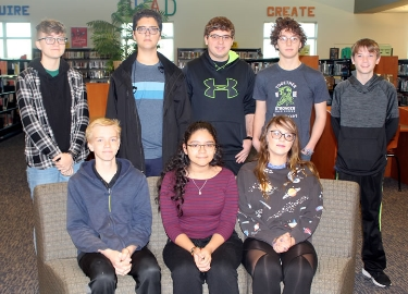 OAHS November Students of the Month