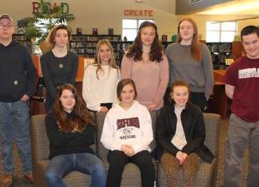 OAHS February Students of the Month