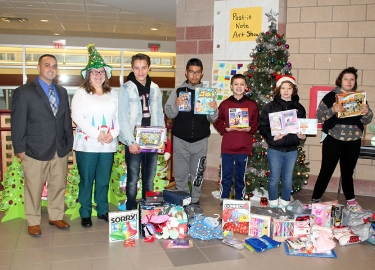 Penn's Grove Neighborhood Services Toy Drive