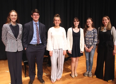 OAHS holds first Speech Contest