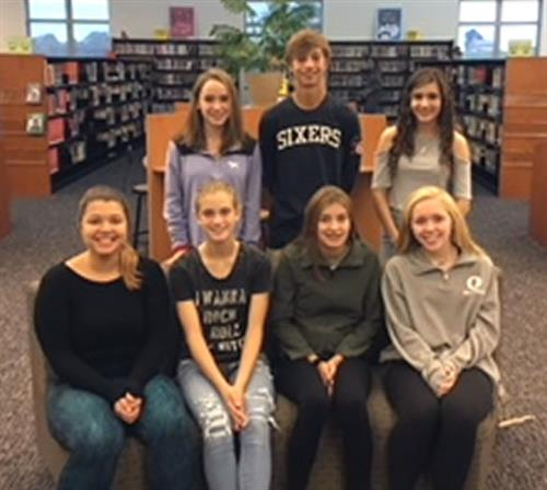 oahs students of the month