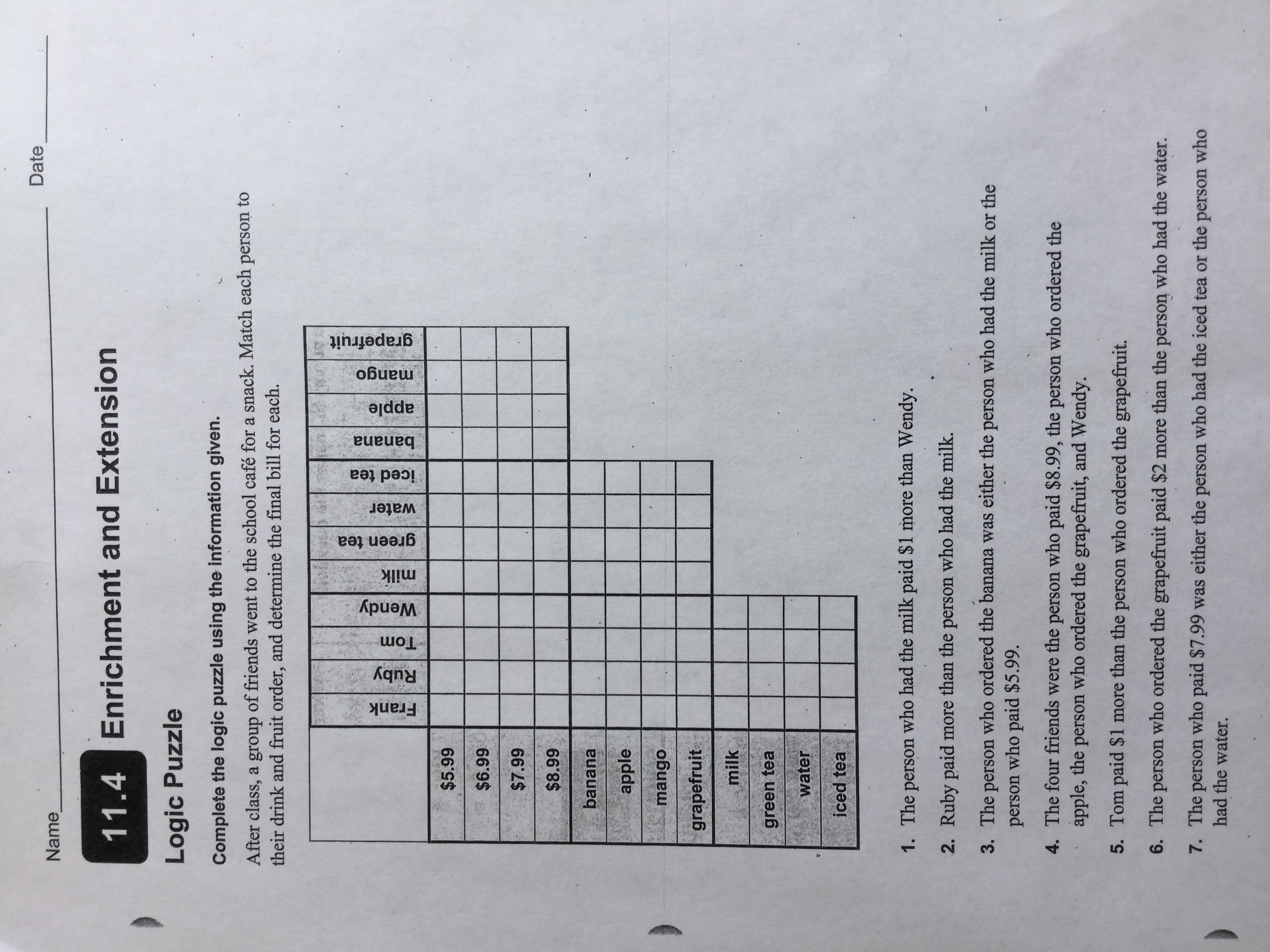 Comfortable Www Mathfactcafe Com Photos - Math Worksheets - modopol.com