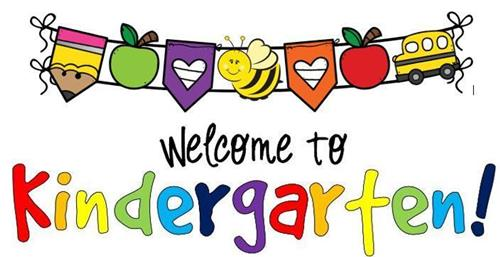Welcome to Kindergarten 2021-2022
