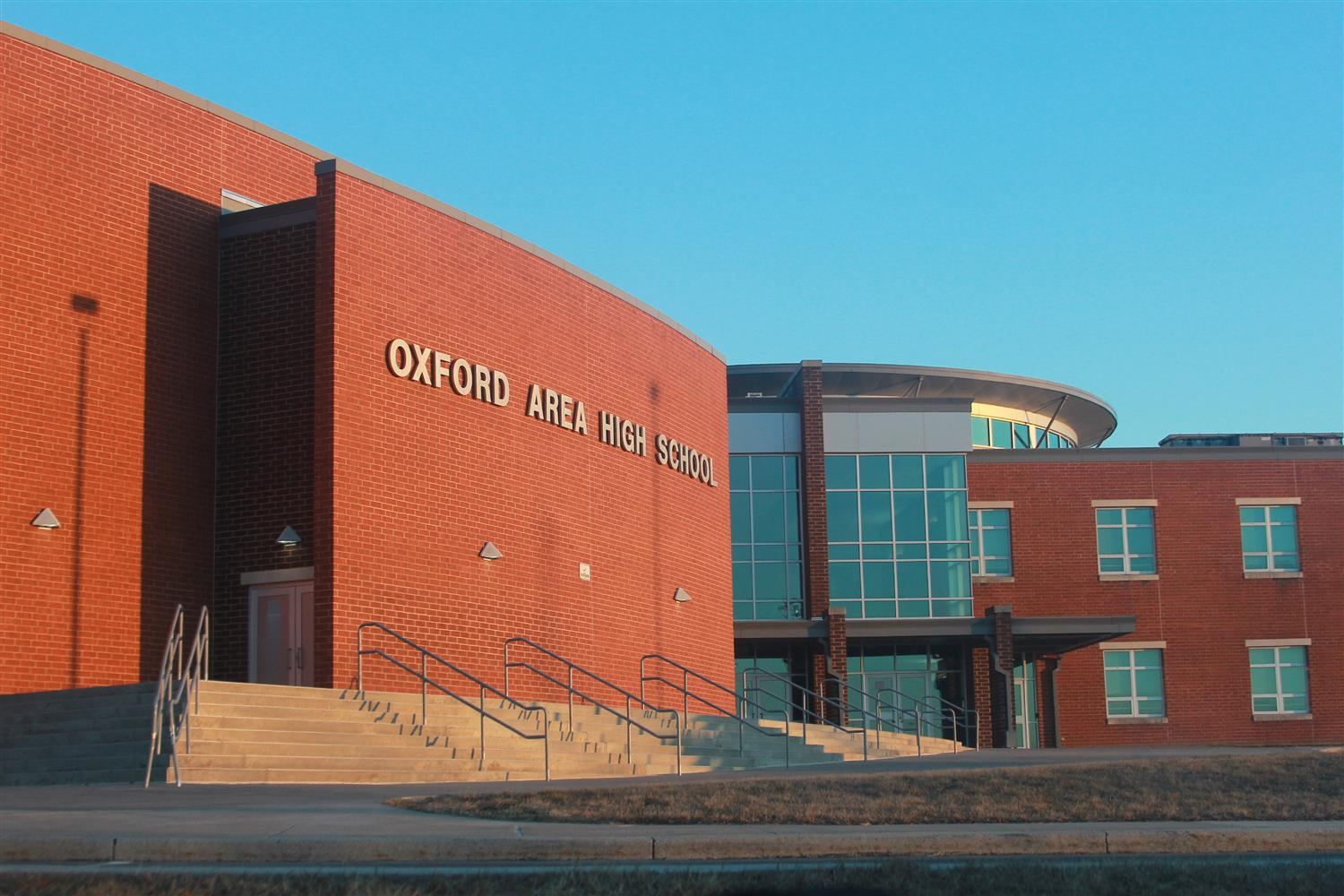 Oxford Area High School Homepage