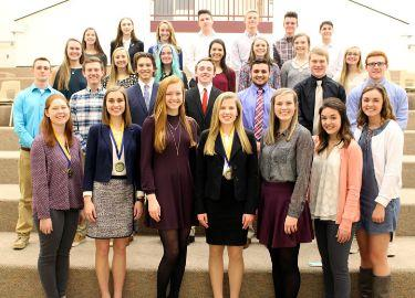 OAHS FBLA State Conference Qualifiers