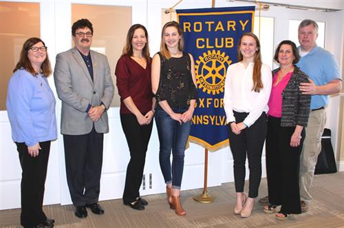 march rotary seniors of the month